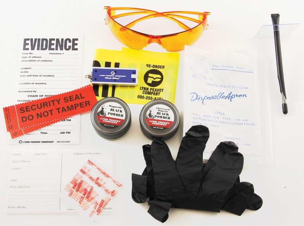 Forensic Kit Pro Forensics Science Education Protective Aprons