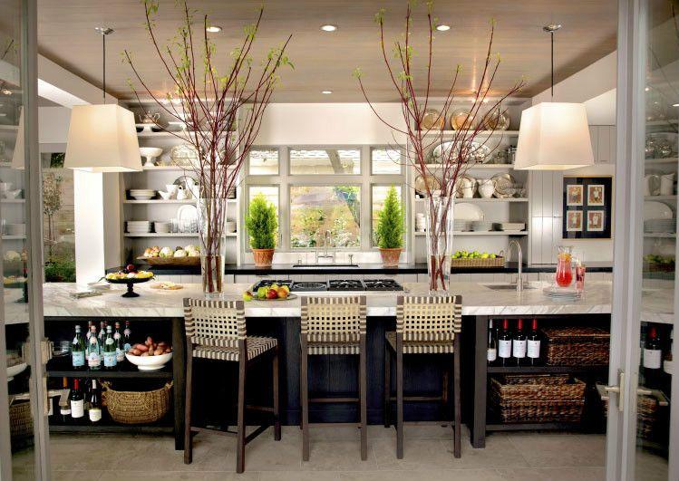 Beautiful Country Style Kitchen Bill Bocken Interior Of California ...