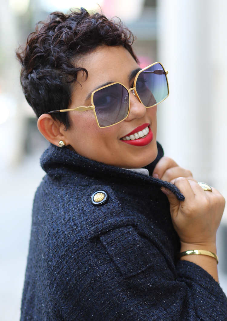 Diy Fabulous Tweed Jacket Mimi G Style Tweed Jacket Mimi G Style
