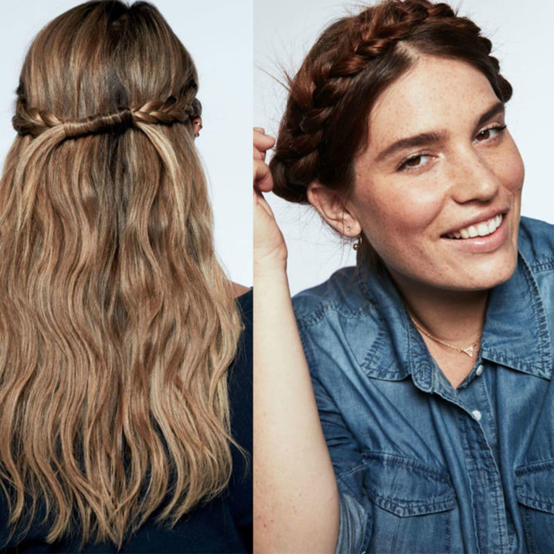 quick u easy braids anyone can do hair braidsstyles