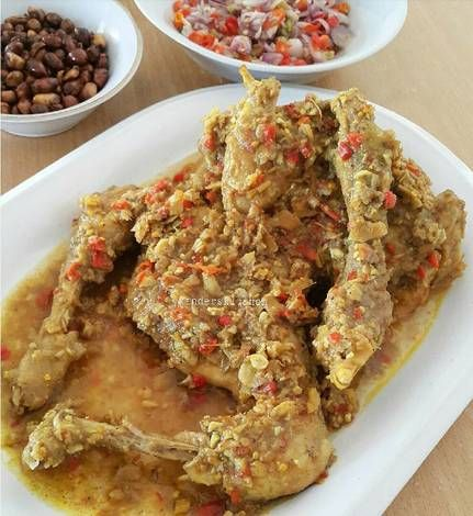 Resep Ayam Betutu Juara Harus Recook Oleh Xander S Kitchen Resep Resep Ayam Resep Masakan Malaysia Resep Ikan