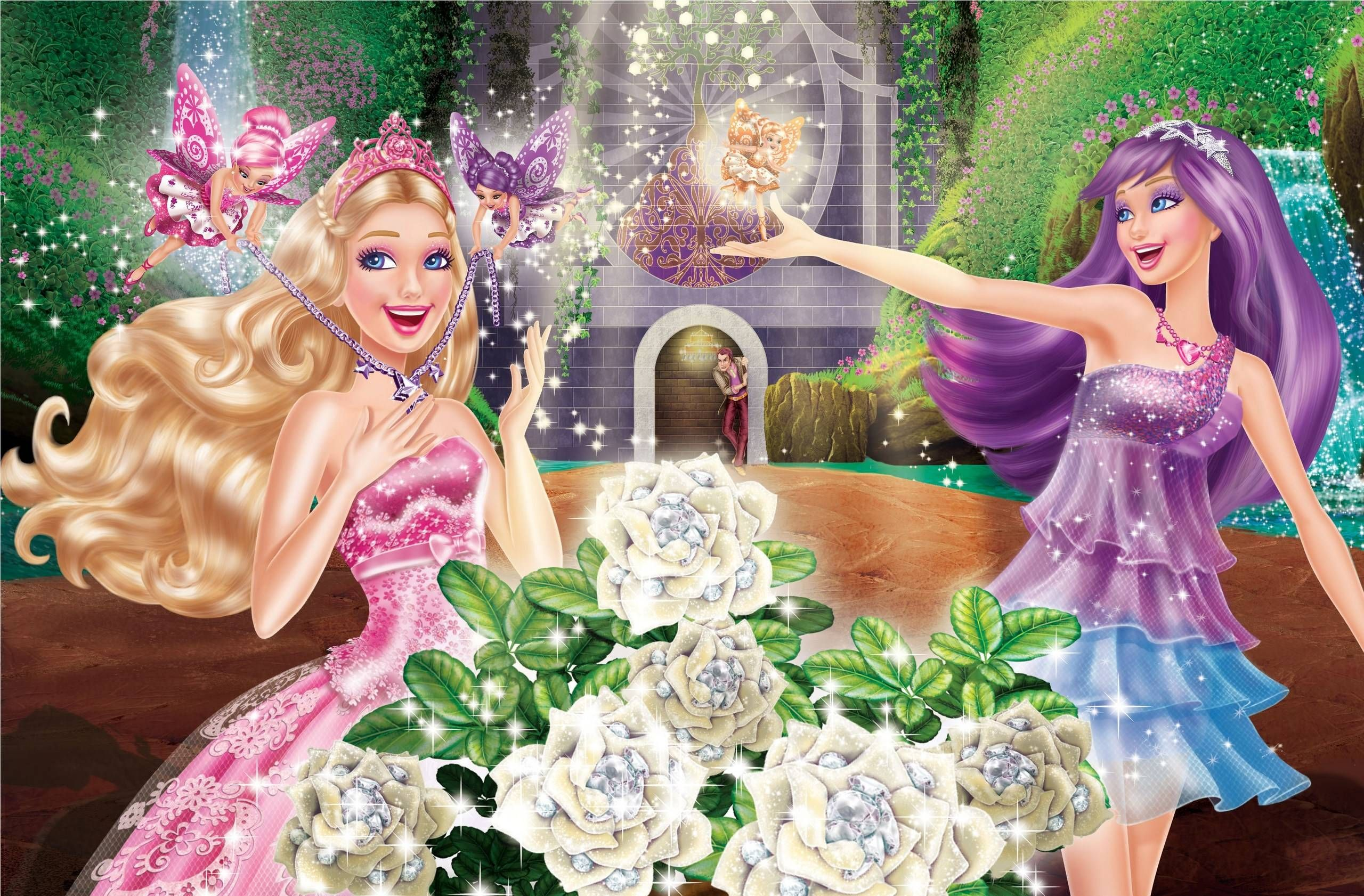 Barbie Mobili ~ Barbie wallpaper hd for desktop wallpapers pinterest