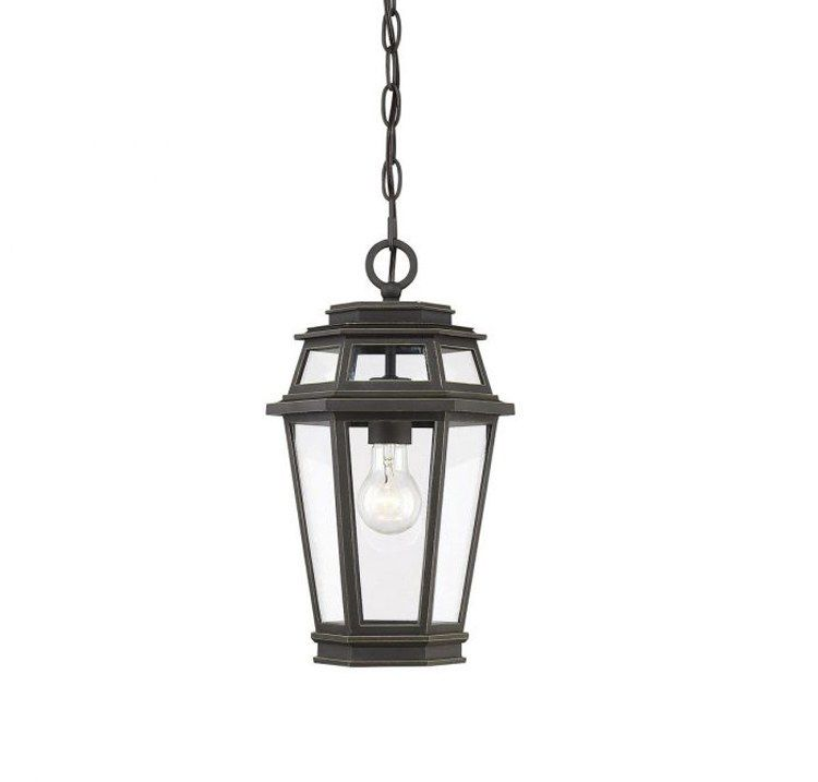 Savoy House 5 23003 141 Holbrook Single Light Epmm Outdoor Hanging