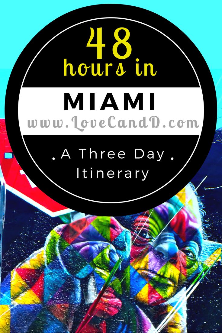 Here Is A Fantastic Itinerary For Spending A Weekend In Miami FL - Weekend cruises from florida