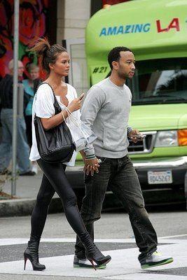 chrissy teigen style - Google Search... - Celebrity Street Style