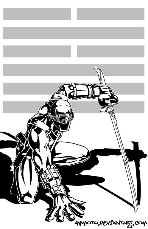 Snake Eyes - G.I. Joe - Ammotu.deviantart.com | Arashikage ...
