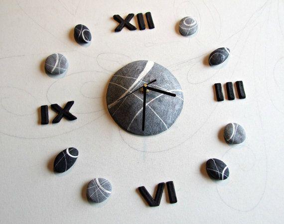 orologio da parete moderno orologio componibile con numeri