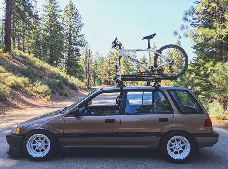Bike Solutions Civic Wagon Ef Honda Civic Hatchback Honda Shuttle Honda Accord Coupe
