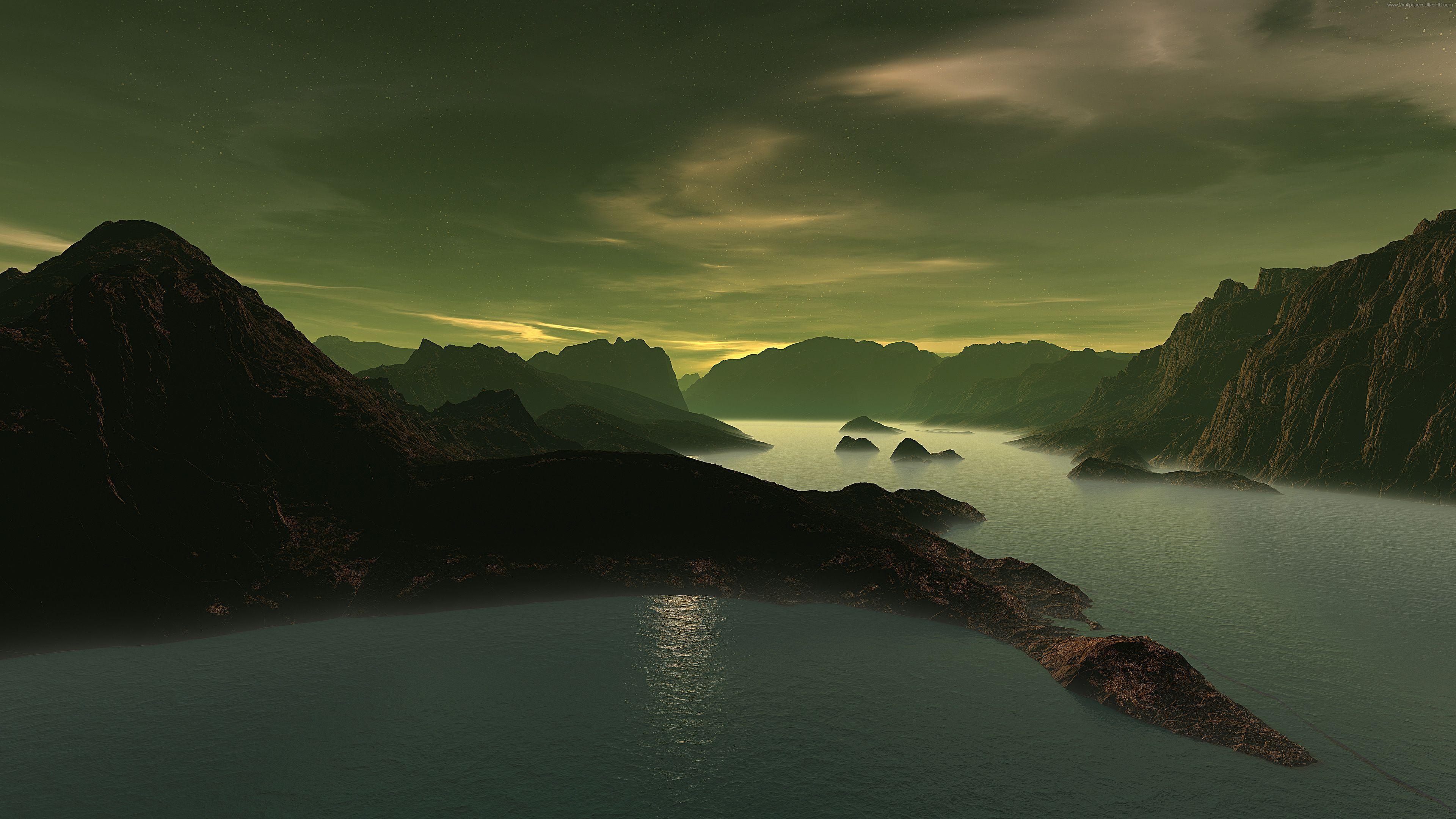 Tranquillity Tranquility Calmness Hd Landscape Dark Landscape Hd Nature Wallpapers
