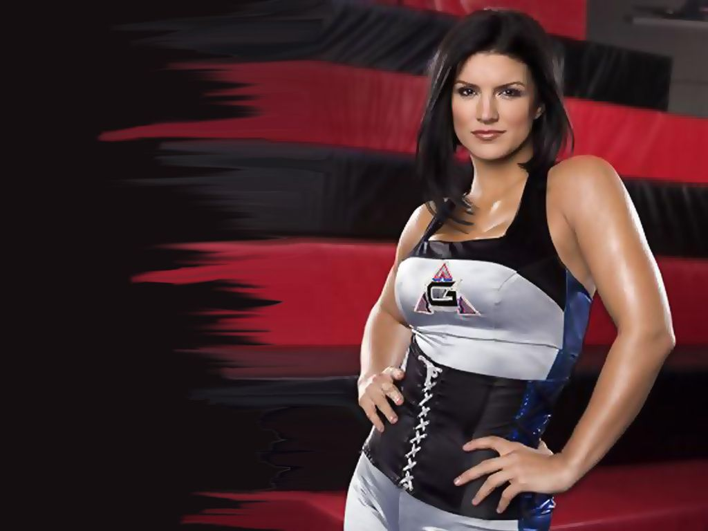 Gina carano diet plan and workout routine healthy celeb - Find This Pin And More On Lady Carano