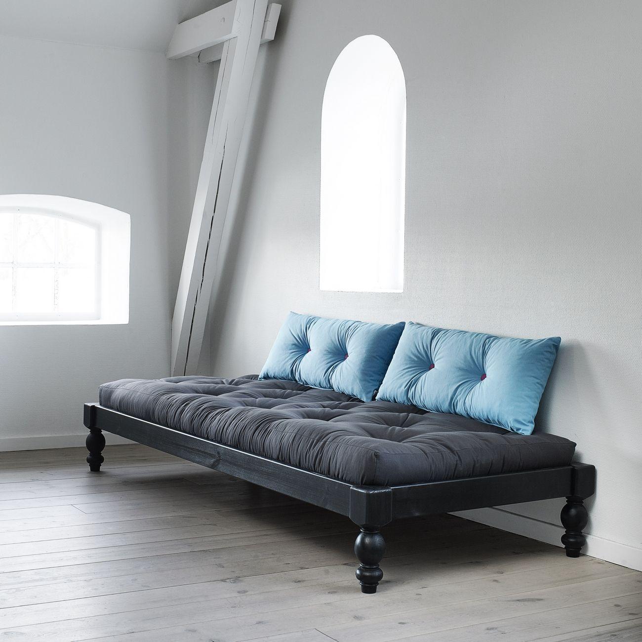 Image Result For Diy Futon Frame Single Bed