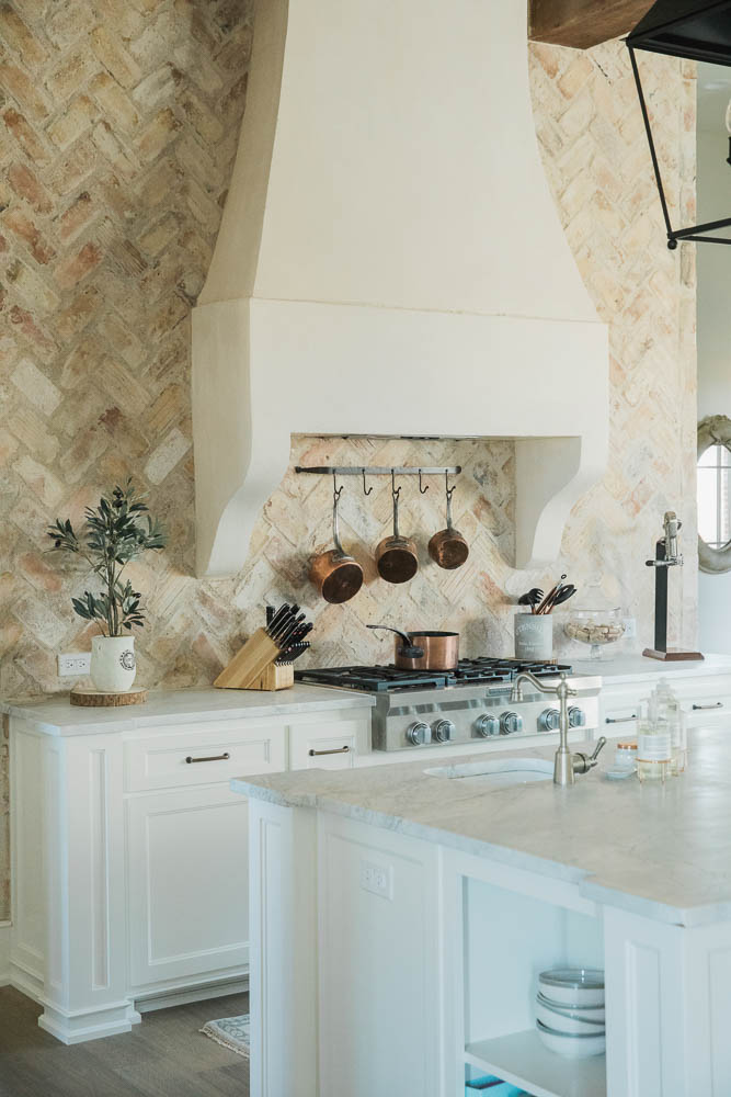 Photo of French Chateau Home Tour: New Home Mixed with Vintage Elements