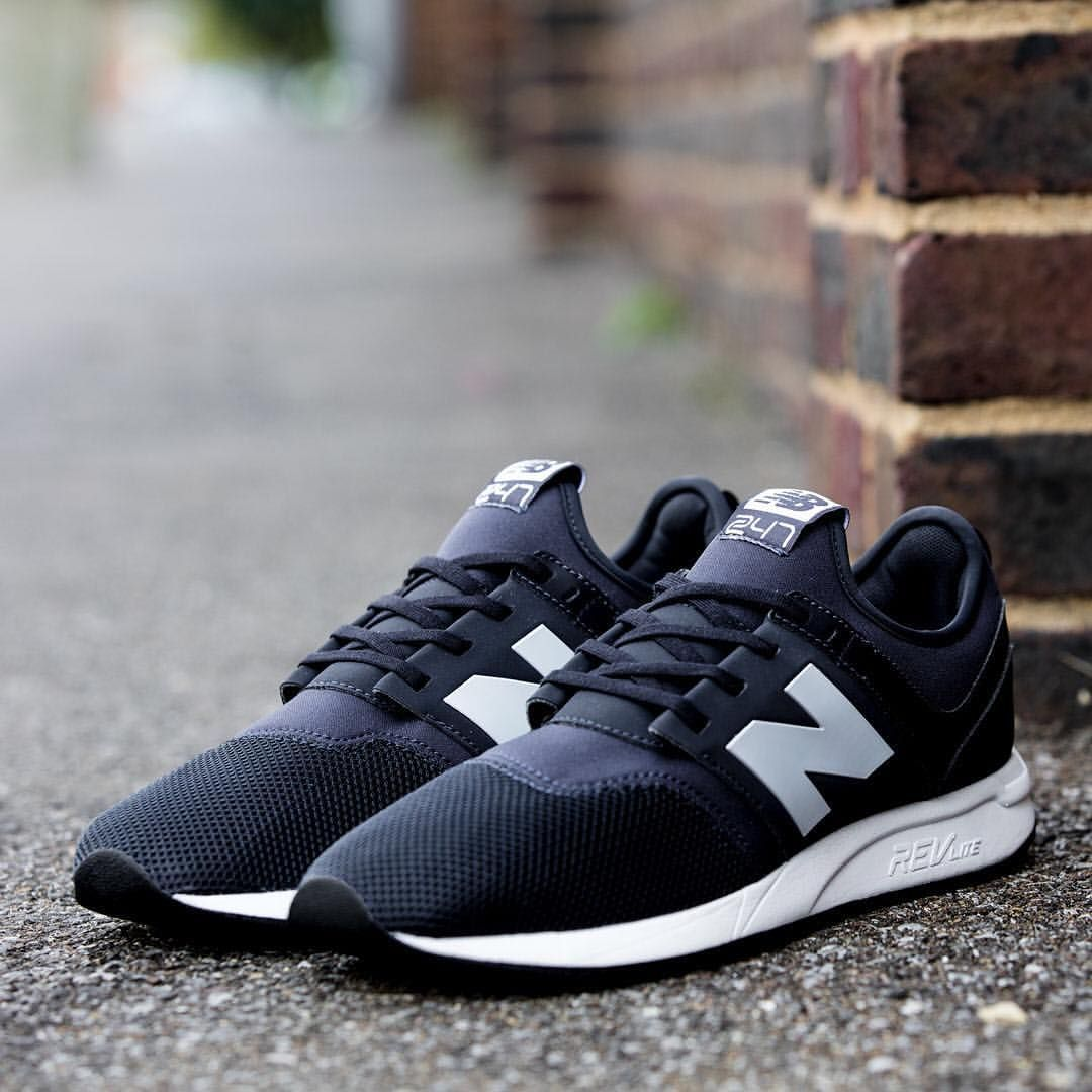 new balance 247 navy white
