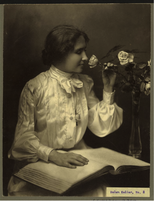 For Women's History Month, use this lesson to introduce students to the life and accomplishments of Helen Keller, advocate for equal treatment of people with disabilities.