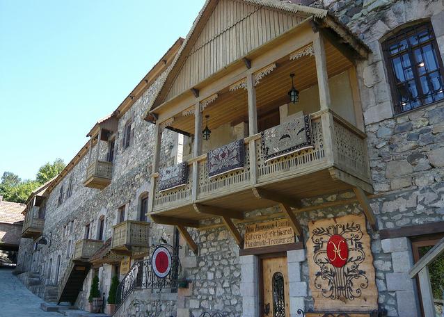 Dilijan  Hotel  Armenia  Tufenkain Tufenkian Old Dilijan