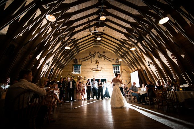 Venue Choices For Calgary Wedding Heritage Park Shawnessy Barn Or In Fish Creek