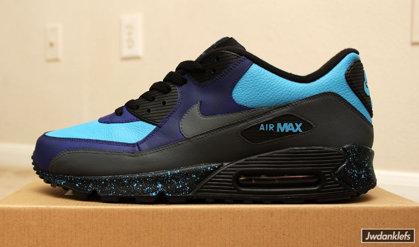 nike id customize air max 90 mid