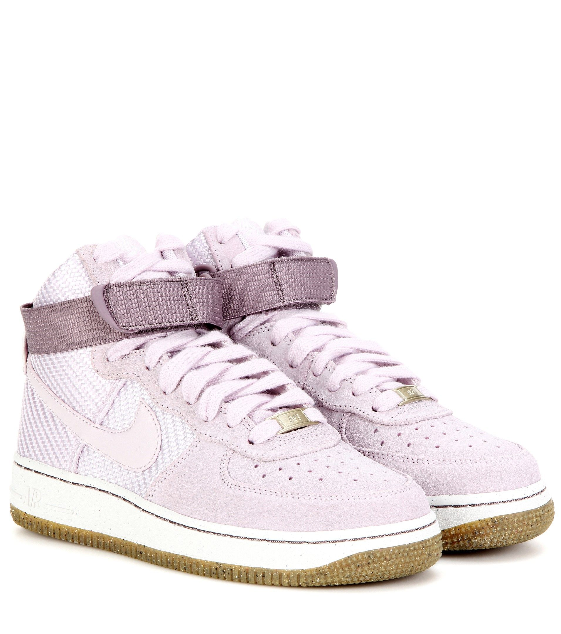 low priced d437d 62c33 mytheresa.com - Sneakers Nike Air Force 1 Hi Premium - Luxury Fashion for  Women   Designer clothing, shoes, bags