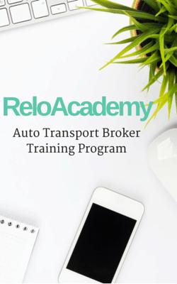 Auto Transport Broker Training