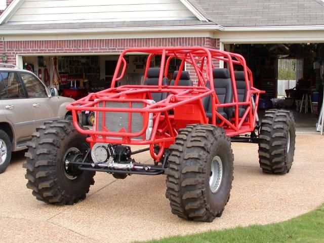 Need Ideas For Next Rock Buggy