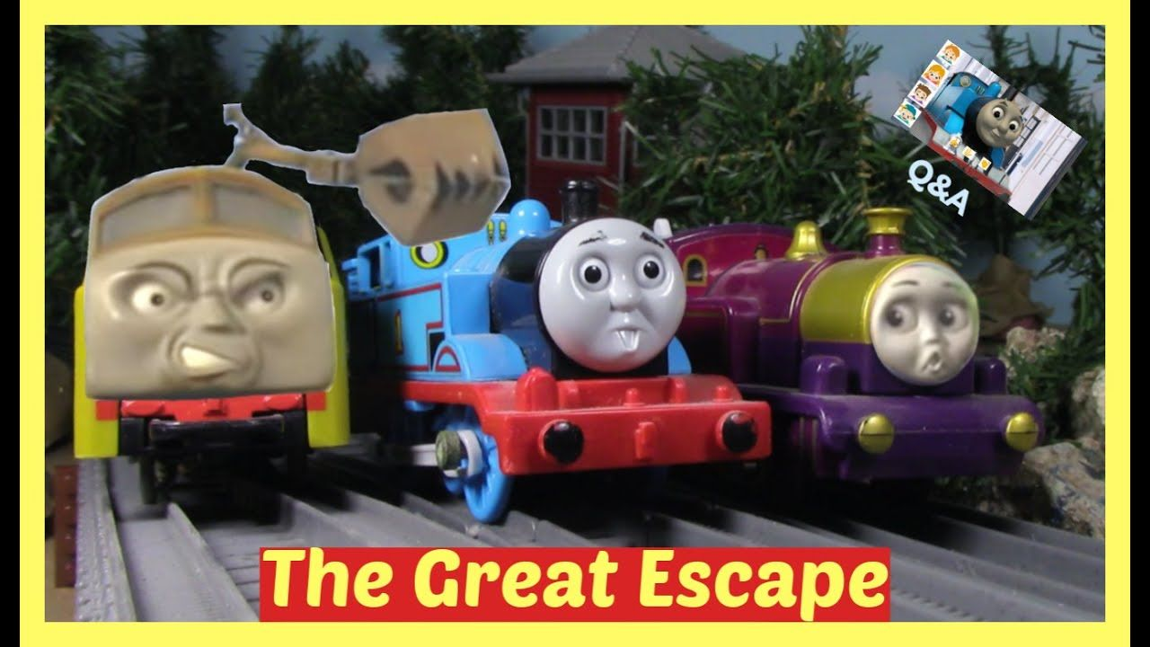 Thomas And Friends Accidents Will Happen Trains Crashing Virtual Cl Thomas And Friends Thomas And Friends Trains Toy Trains Videos