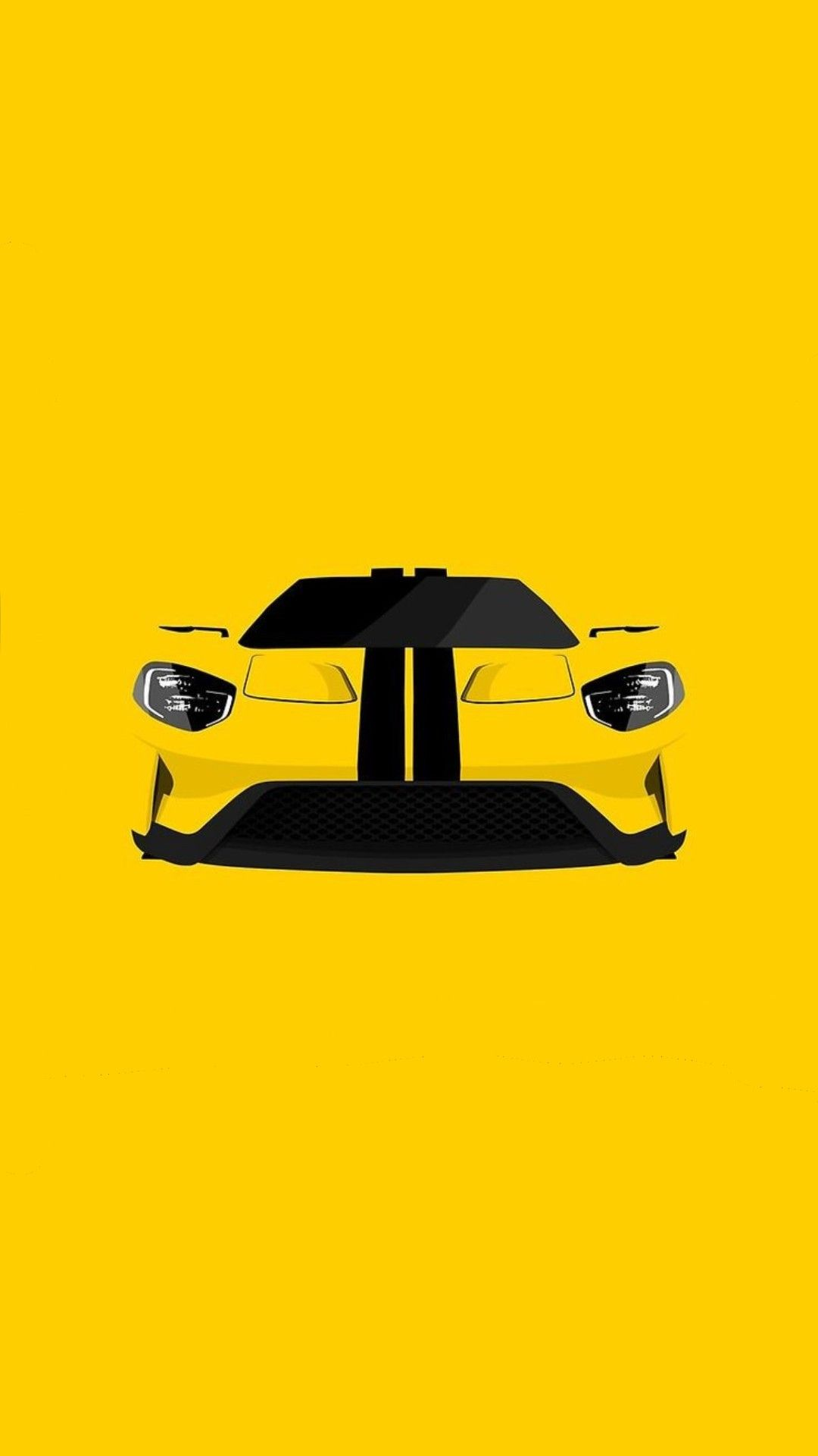 Pin By Bziono On Tapety Retro Cars Ford Gt Car Illustration