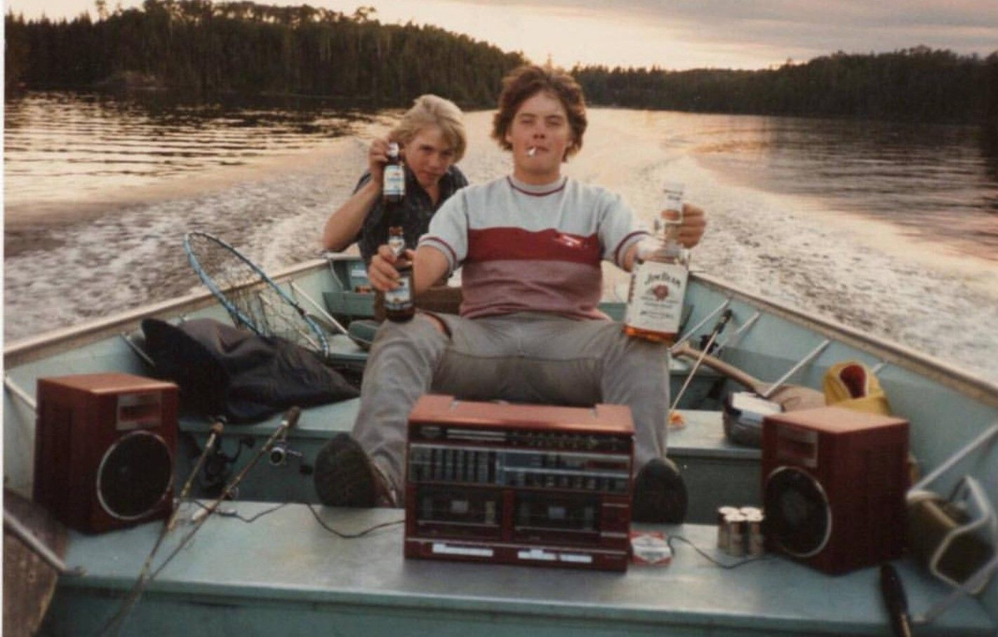 Pin by c_a_l_e_b on Mountain Men Fishing in canada, Baby