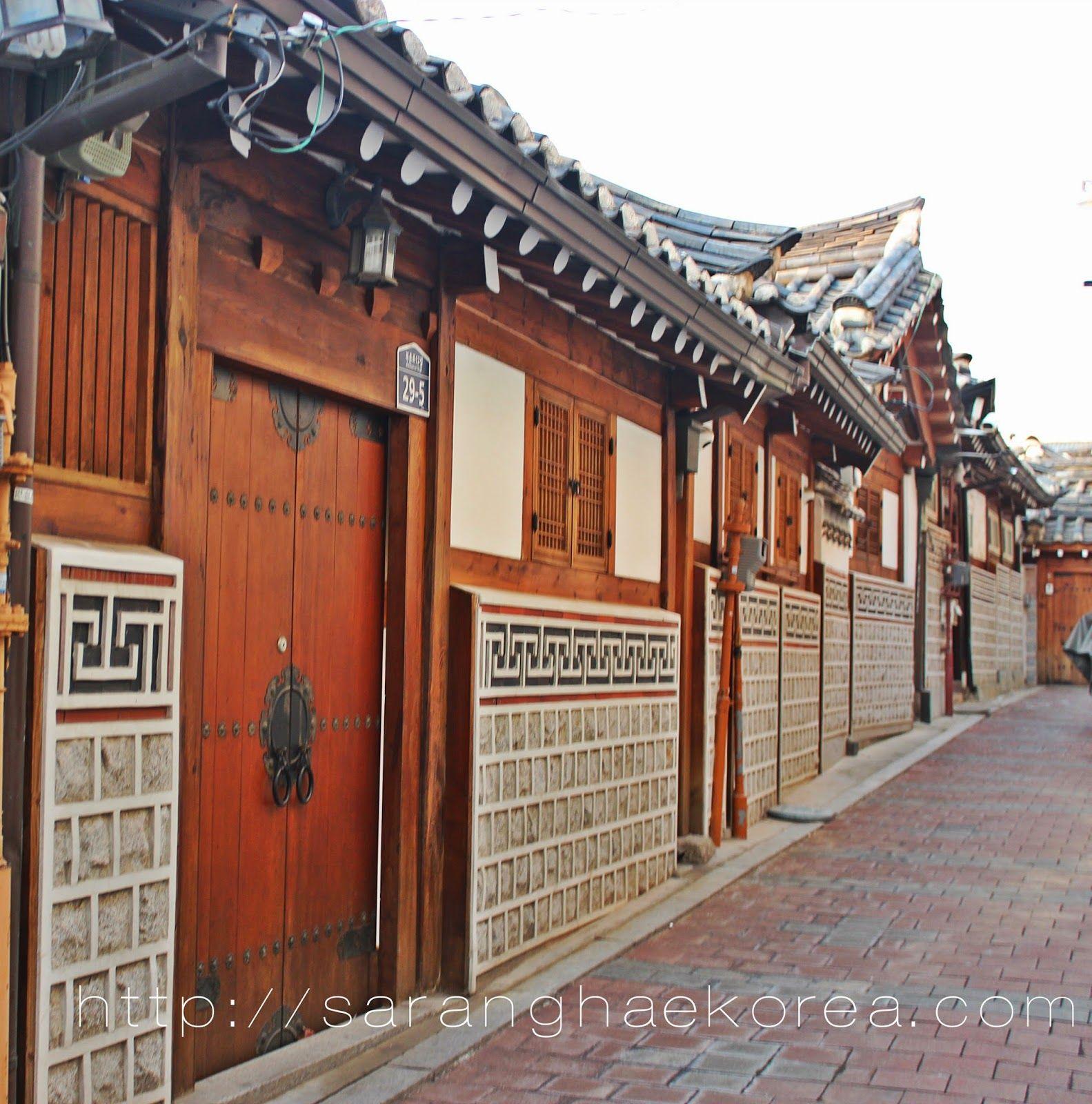 Sanggojae and Bukchon Hanok Village