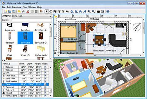 10 Best Free Interior Design Online Tools And Software Home Design Software 3d Home Design Software Interior Design Software
