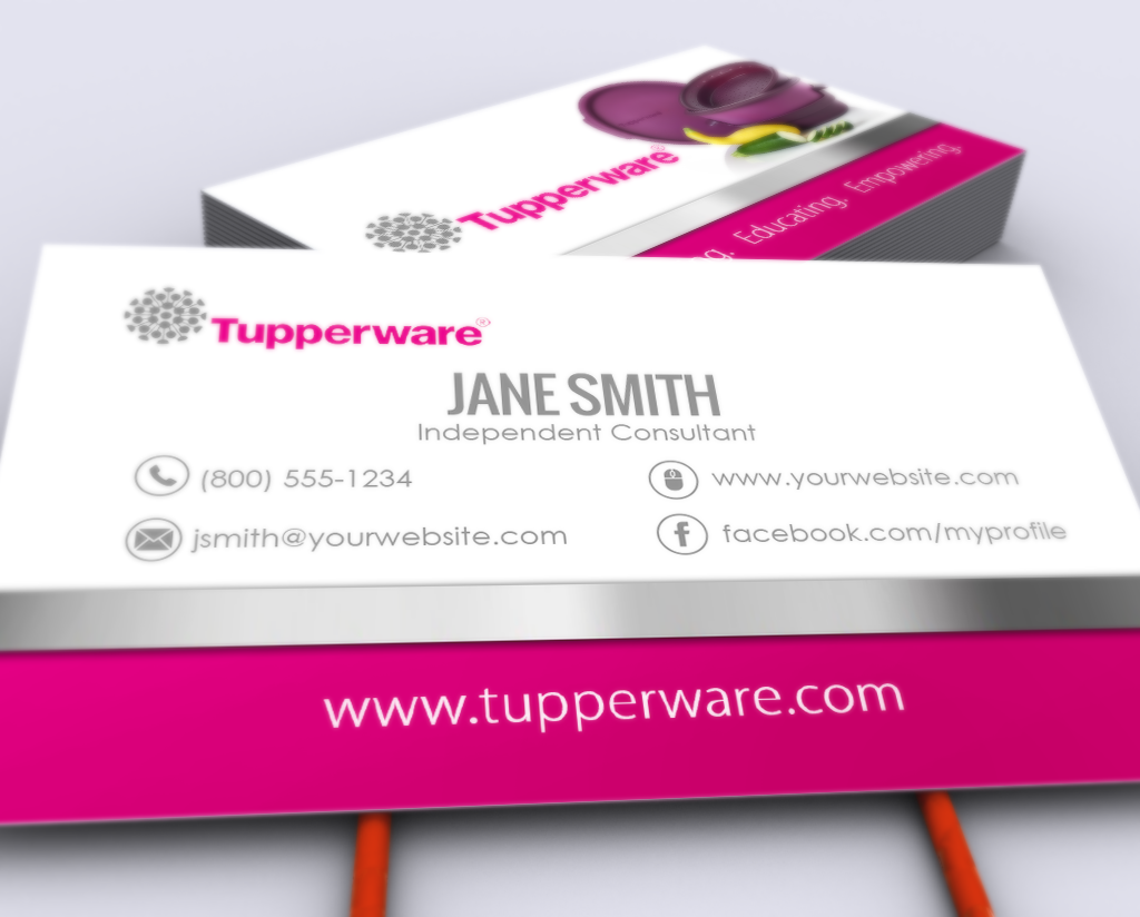 Tupperware Business Cards Free Shipping Tupperware Printing Business Cards Business Cards