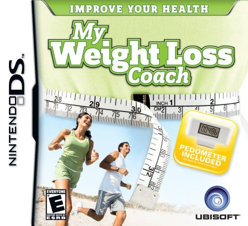 My Weight Loss Coach  Nintendo DS * Click image to review more details. (Note:Amazon affiliate link)