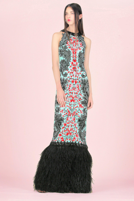 Andrew Gn Resort 2018 Fashion Show | Moda, Moda actual, Moda para mujer
