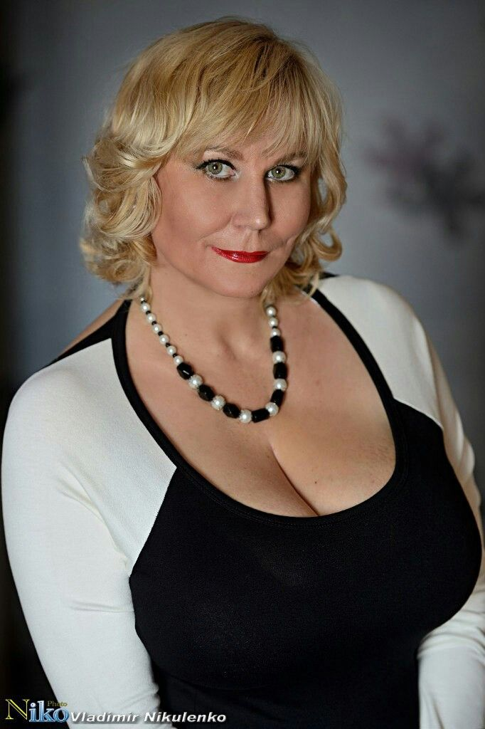 Russian mature dames