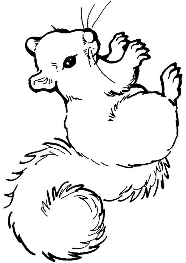 Print Coloring Image Momjunction Ausmalbilder Tiere Lustige Malvorlagen Ausmalbilder