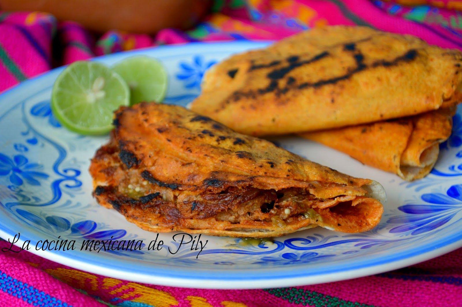 Exquisita receta de tacos de barbacoa estilo guadalajara for Comida para barbacoa