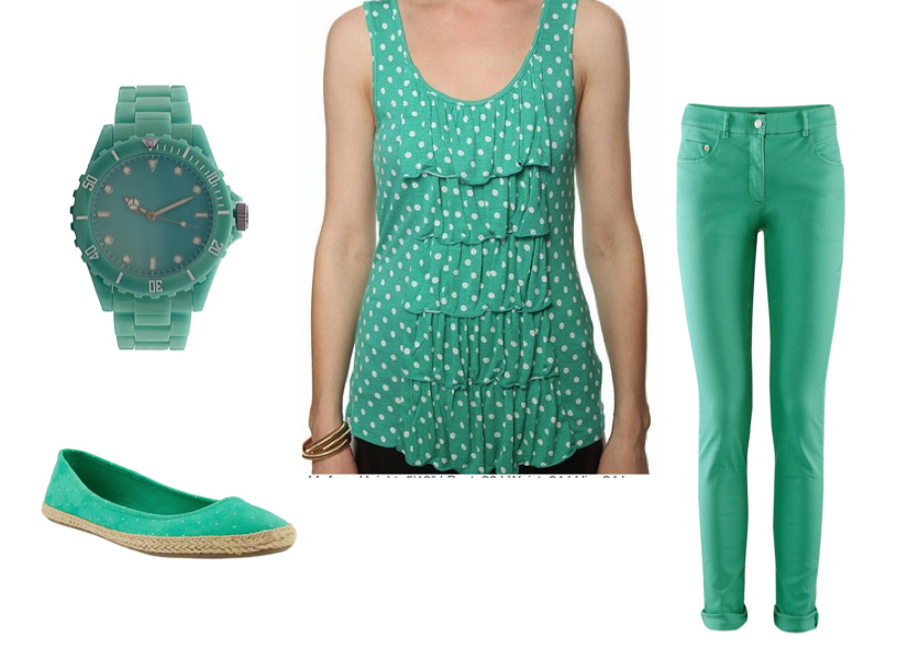Trend You Can Afford: Minty Fresh Looks Under $25 | Daily Savings From All You Magazine
