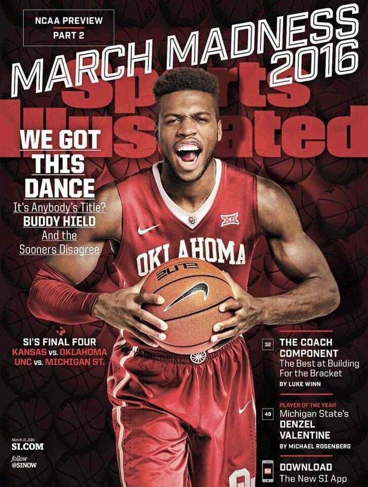 Buddy Heild Sports Illustrated 2016 magazine Hield