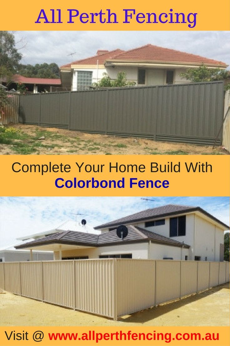 All Perth Fencing Is Fully Licensed Fencing Contractors In Perth Servicing Commercial And Residential Properties We Hav Fencing Gates Fence Contractor Fence