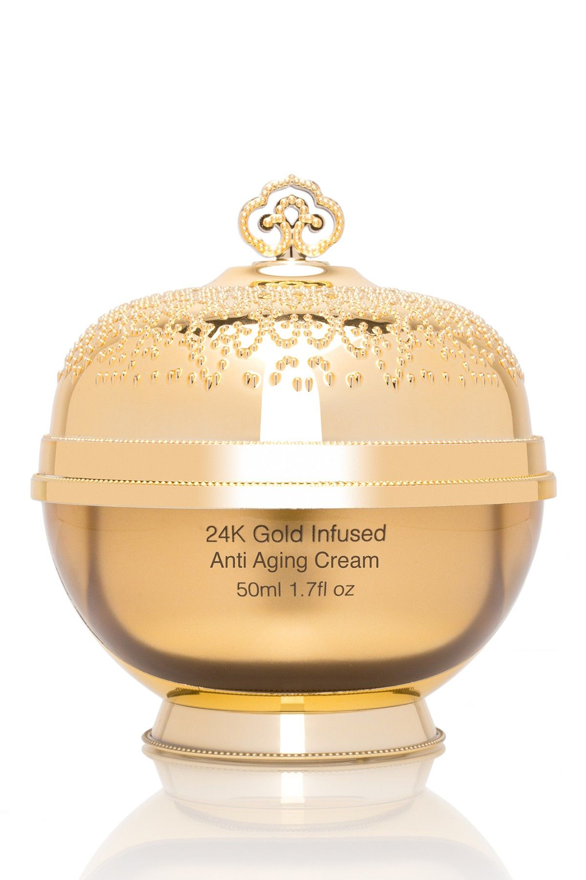 Le Royal 24k 24k Gold Infused Hydrating Anti Aging Cream Collagen Moisturizer Anti Aging Collagen Night Face Cream