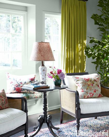 A Cottage With Granny Chic Charm