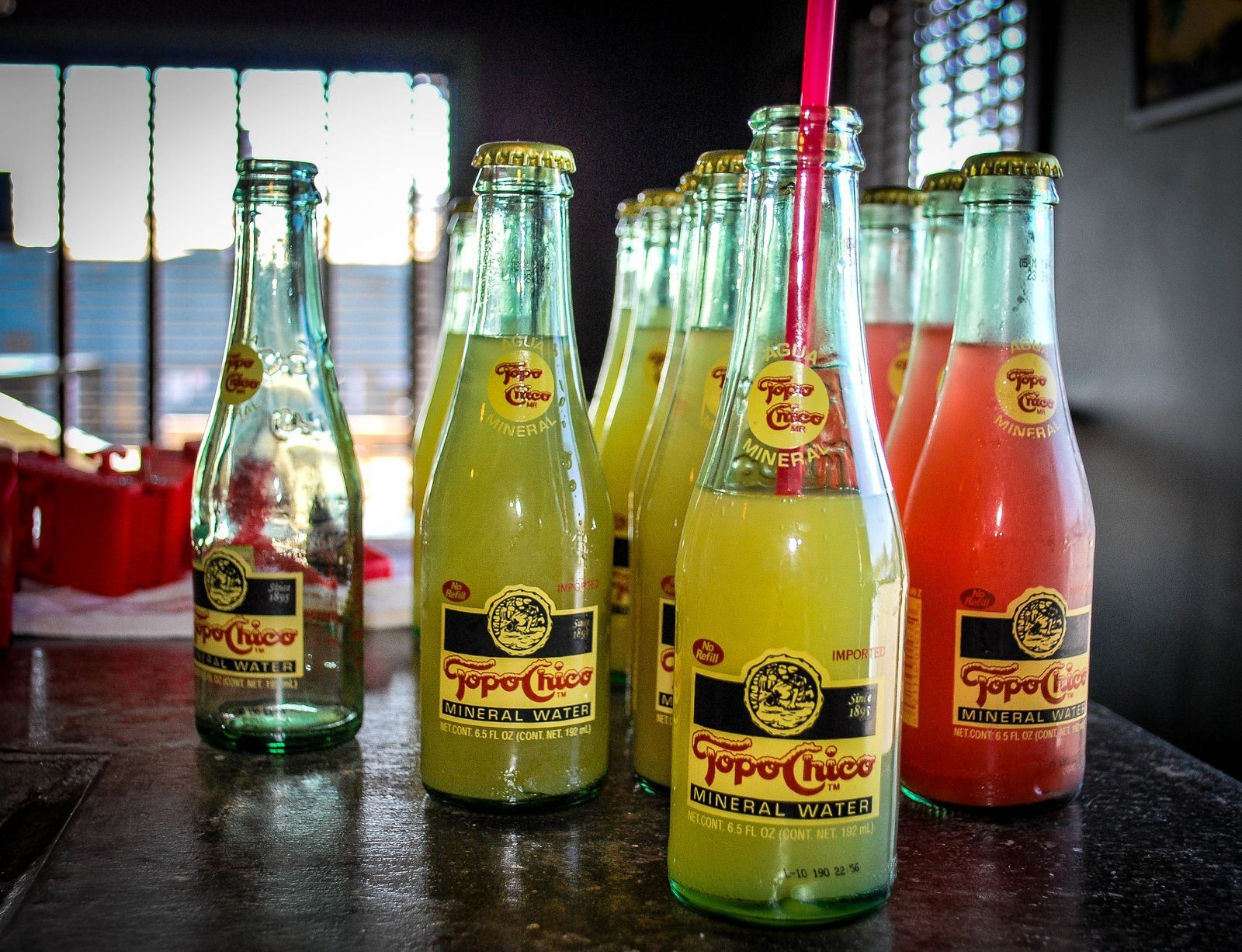 Royal Jelly's bottled cocktails