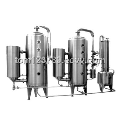 SJN2 Series Double-Effect Milk Concentration Machine (SJN2-1000) - China Milk Concentration Machine;evaporating machine;concentrating equ...