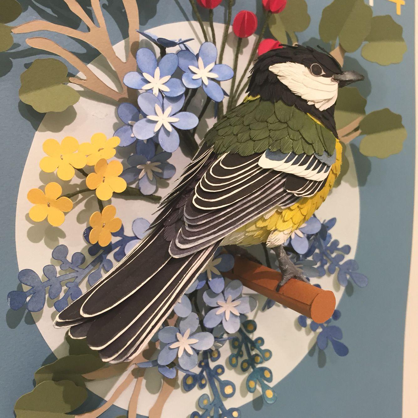 Paper Art Exhibition at the CODA museum in Apeldoorn | Inspiring ...