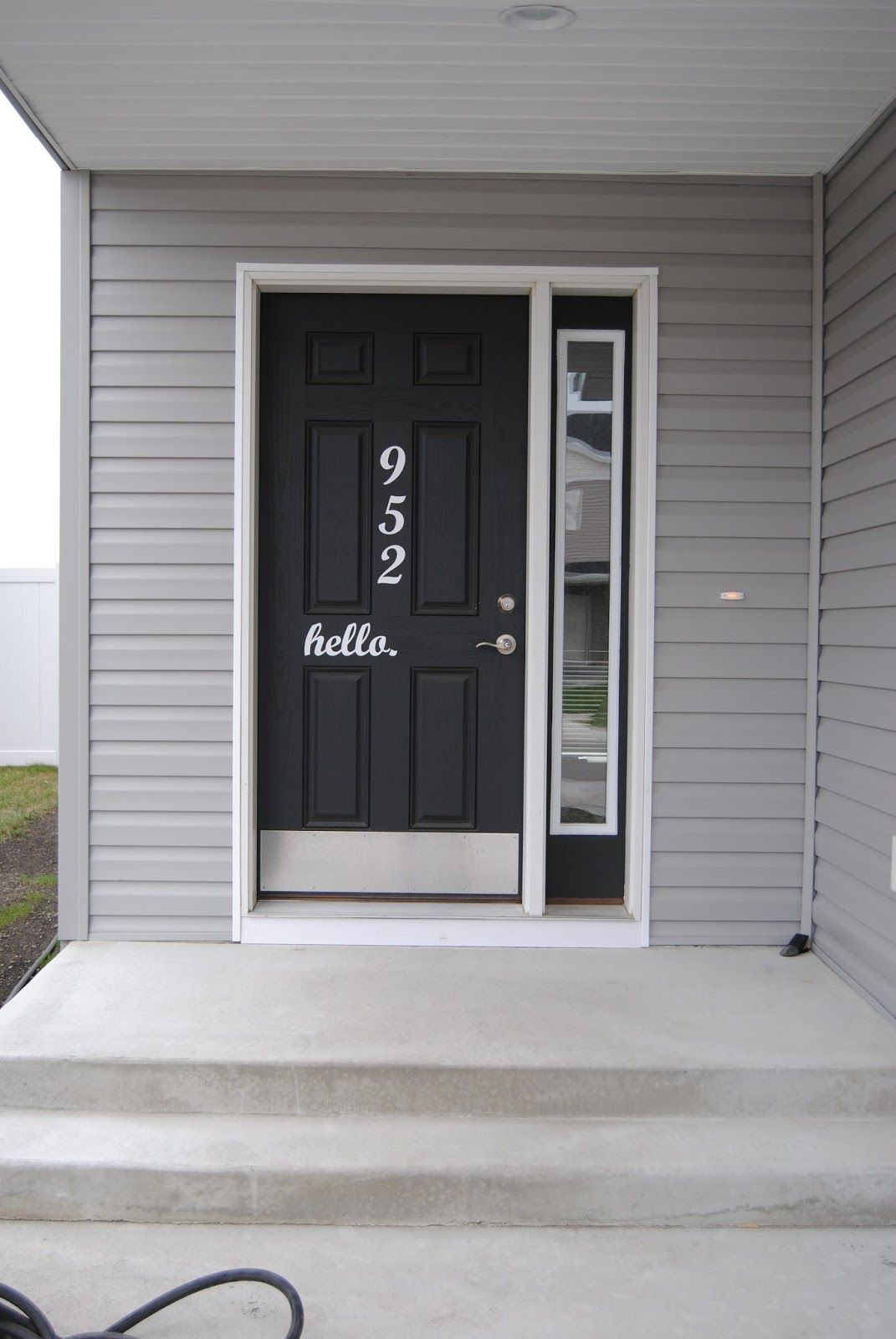 Tis Our Life How To Install A Storm Door Our New Home Pinterest