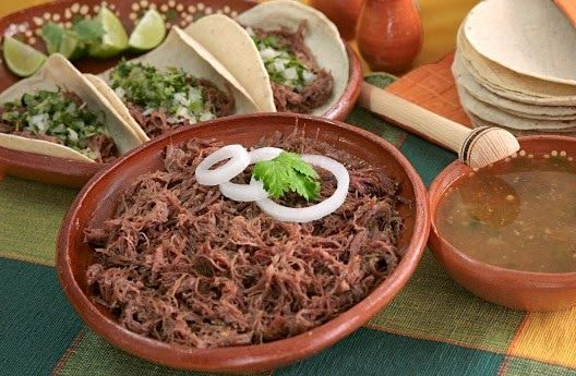 Recetas de comida mexicana barbacoa