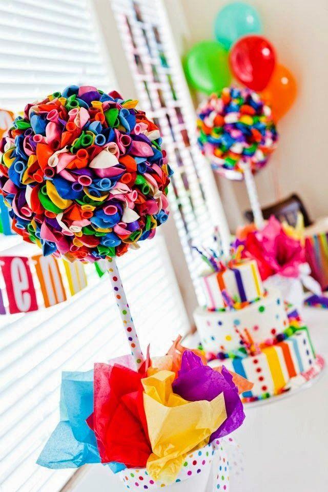 40 ideias de decora o para brincar ao carnaval 40 for Decoration carnaval