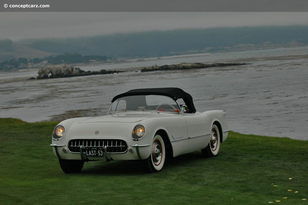 1953 Corvette This Is Corvette Serial Number 300 The Last Of The Initial Run Of Hand Built 1953 Cars From The Flint Michigan Corvette Chevy Corvette Chevy