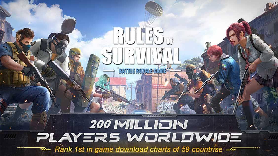 لعبة Rules Of Survival للايفون والاندرويد Ios Games Game Cheats Survival Games