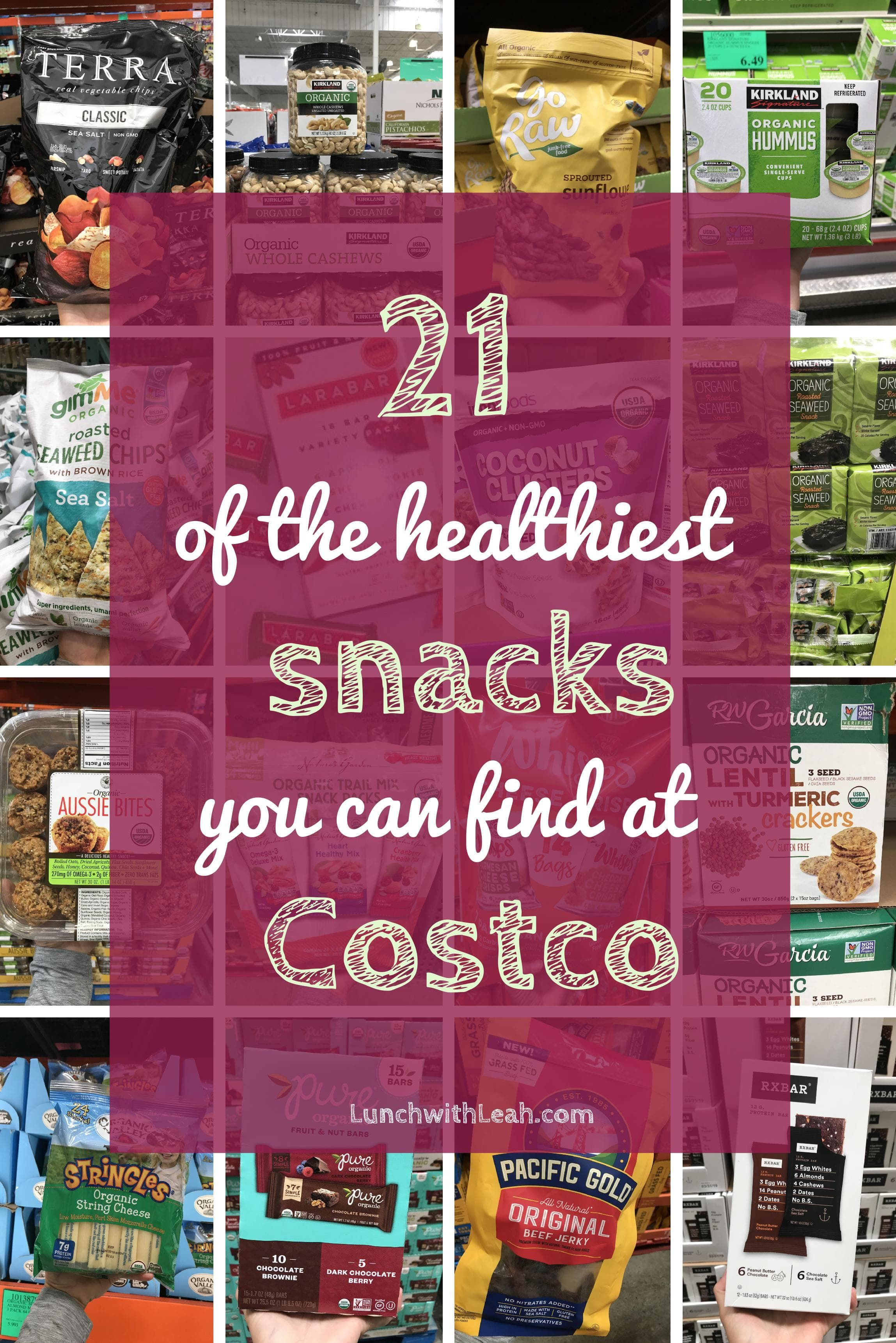 21 Of The Healthiest Snacks You Can Buy At Costco With Images