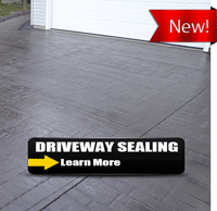 Our Special Driveway Sealing Product Lasts Up To 250 Longer Than Standard Sealants Learn More Driveway Sealing Floor Coating Garage Floor Coatings